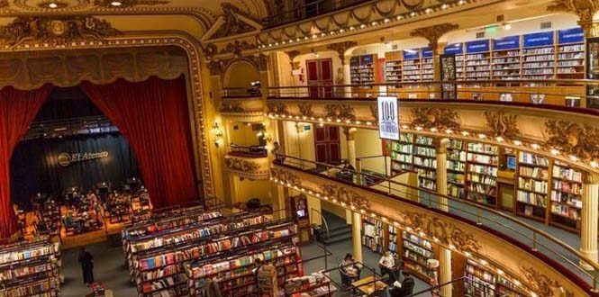 книжного магазина